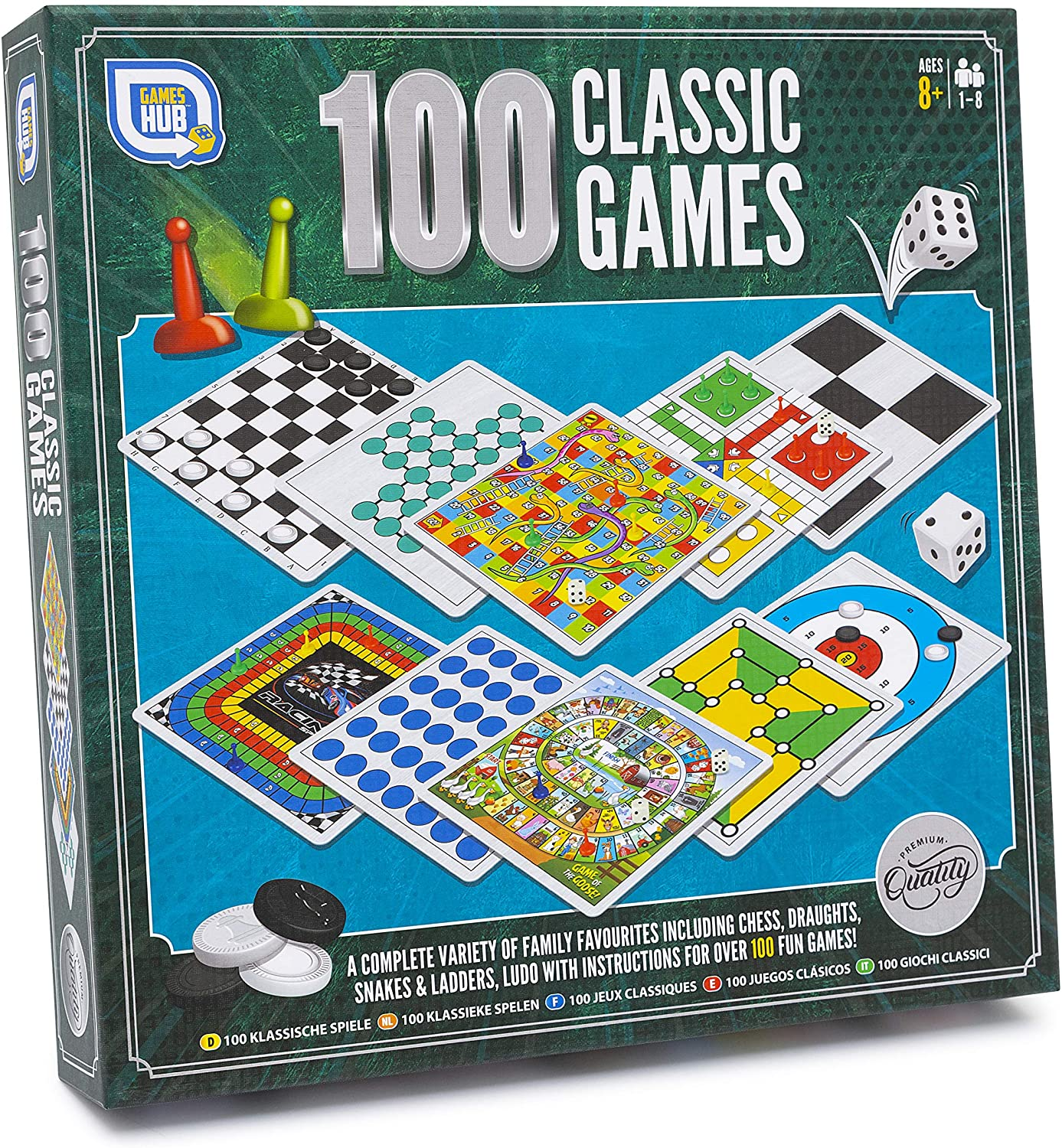 RMS Classic Games