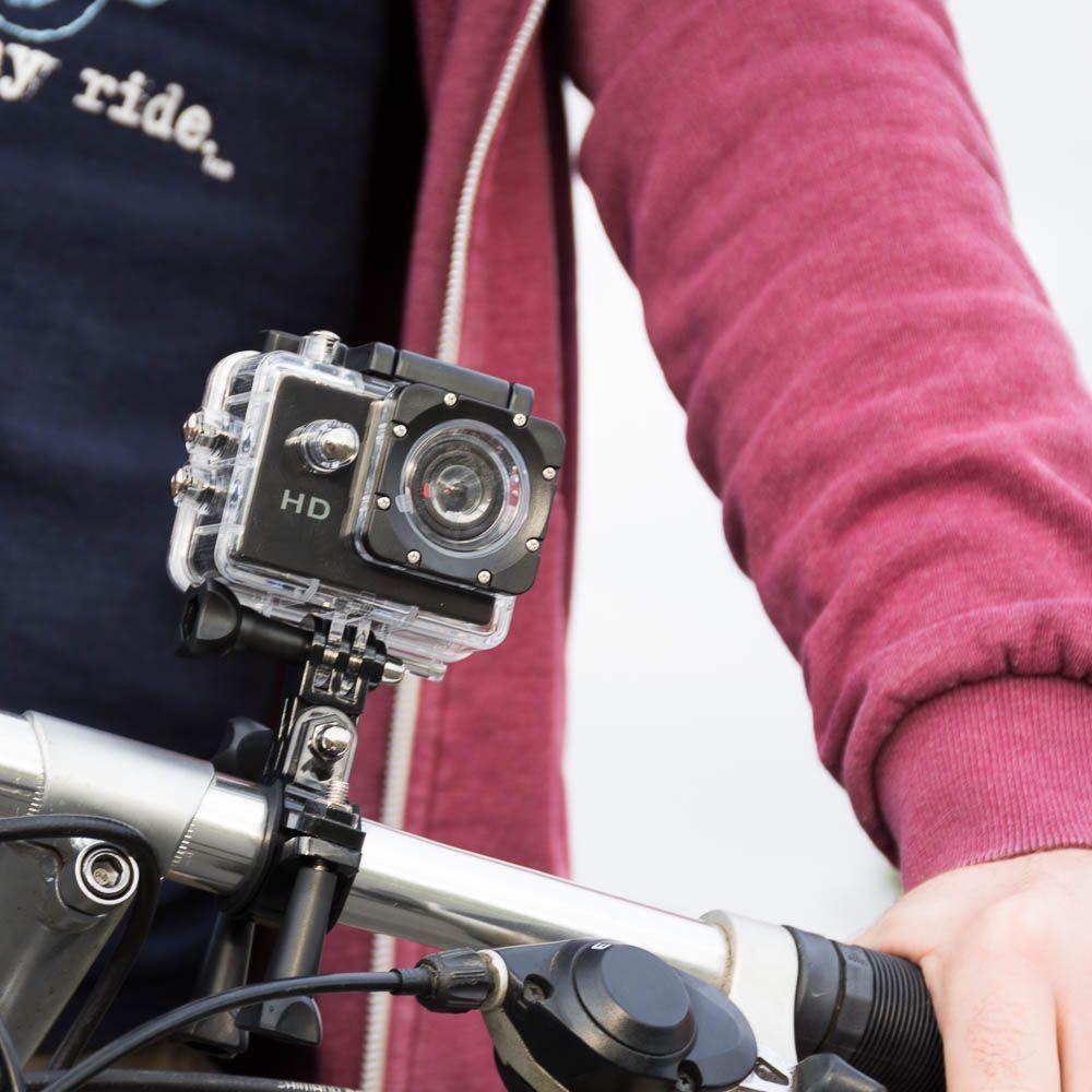 HD Waterproof Action Camera Fixed