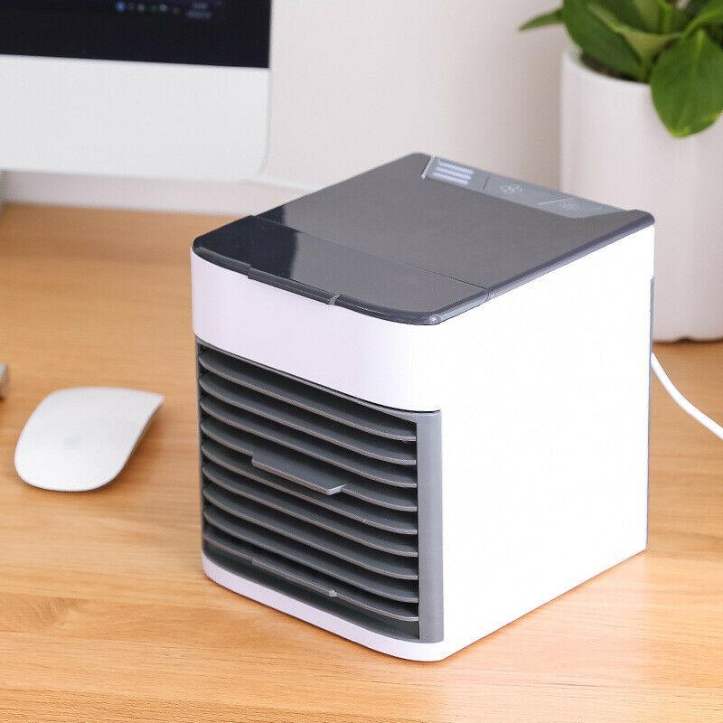portable air cooler purifier