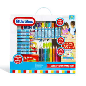 colour gift box little tikes colouring book and pencils